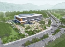 [고령]고령군민체육관 건립사업, 건축설계공모 당선작 선정