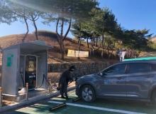 [고령]2021년 전기자동차․이륜차 145대 보급