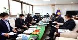 [고령]고령군의회 2021년 현안업무 간담회 개최